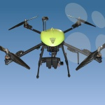 AgriDrone Front 1024